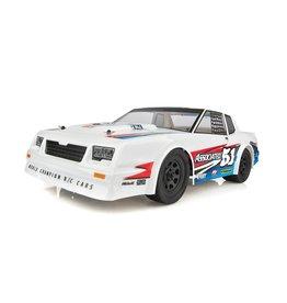 Associated 1/10 SR10 2WD Dirt Oval Race Car RTR - White