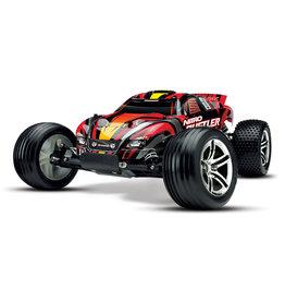 Traxxas 1/10 Nitro Rustler 2WD RTR Stadium Truck - Red