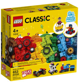 Lego 11014 - Bricks and Wheels