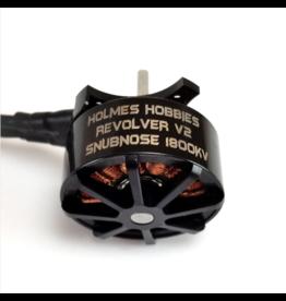 Holmes Hobbies 120100066 - Revolver V2 Snubnose 1800kv Motor