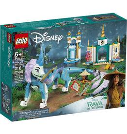 Lego 43184 - Raya and Sisu Dragon