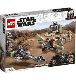 Lego 75299 - Trouble on Tatooine