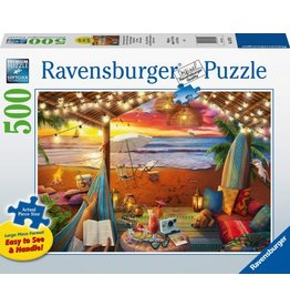 Ravensburger Cozy Cabana - 500 Piece Puzzle