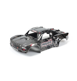 Arrma ARA411006 - 1/7 Mojave EXB Painted Decaled Trimmed Body - Black