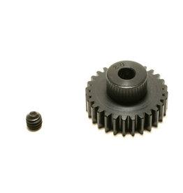 Robinson Racing RRP1328 - 48P Hard Coated Aluminum Pinion Gear, 28T