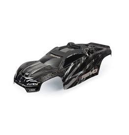 Traxxas 8611R - E-Revo VXL Body - Black