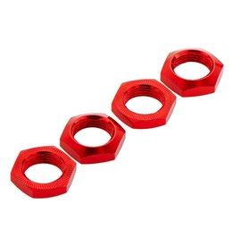 Arrma AR330360 - Aluminum Wheel Nut 17mm - Red