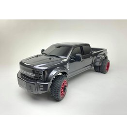 CEN Racing 1/10 Ford F450 4WD Solid Axle RTR - Grey