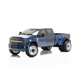 CEN Racing 1/10 Ford F450 4WD Solid Axle RTR - Blue
