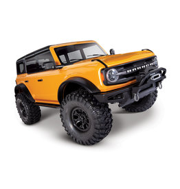 Traxxas 1/10 TRX-4 2021 Bronco Scale and Trail Crawler RTR - Orange