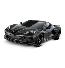 Traxxas 1/10 4-Tec 3.0 C8 Corvette Stingray AWD RTR Supercar - Black