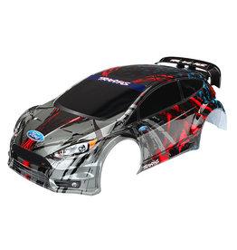 Traxxas 7416 - 1/10 Ford Fiesta ST Rally Body