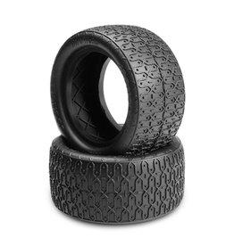 JConcepts JCO307605 - Rear Dirt Webs 2.2 Tire, Gold: Buggy (2)