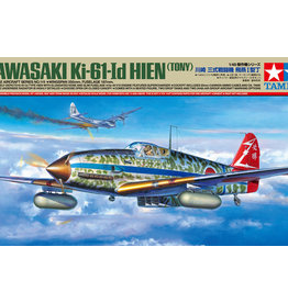 Tamiya 61115 - 1/48 Kawasaki Ki-61-Id Hien (Tony)