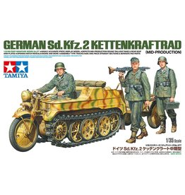 Tamiya 35377 - 1/35 German SD.KFZ.2 Kettenkraftrad