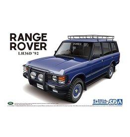 Aoshima 06137 - 1/24 '92 Land Rover LH36D Range Rover