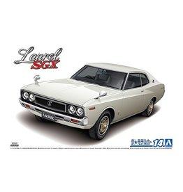 Aoshima 05950 - 1/24 '72 Nissan KHC130 Laurel HT 2000SGX