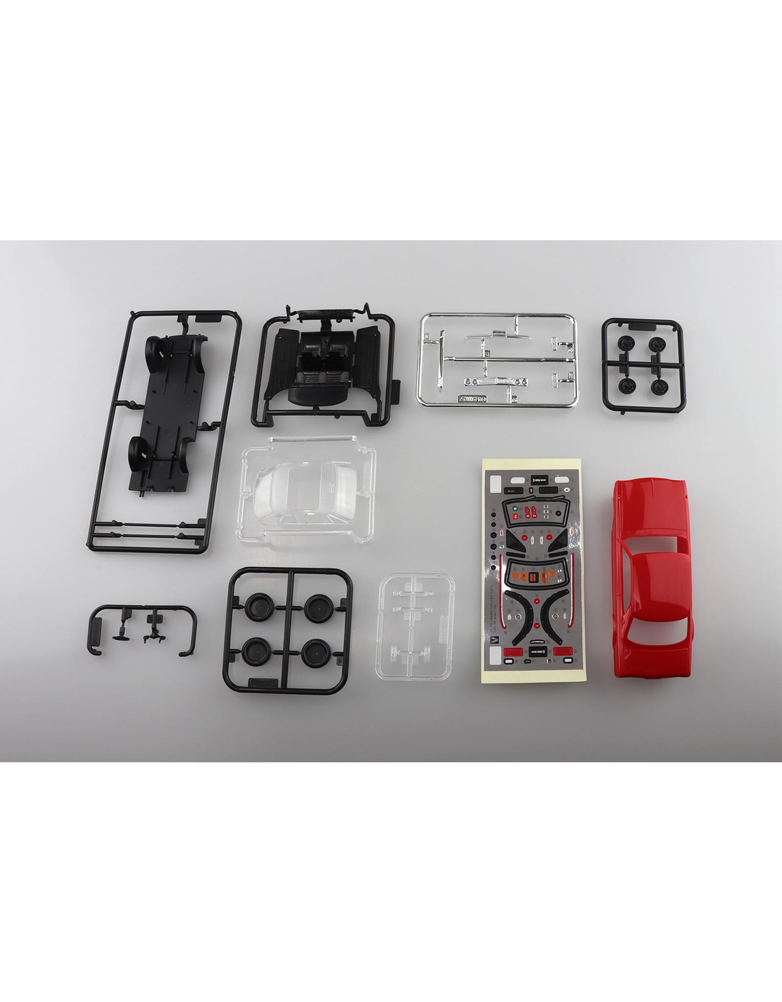 Aoshima 05884 - 1/32 Nissan Skyline 2000GT-R - Red