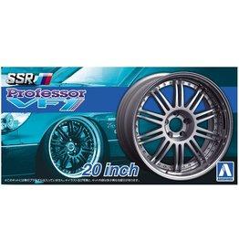 Aoshima 05277 - 1/24 SSR Professor VF1 - 20 Inch Wheels
