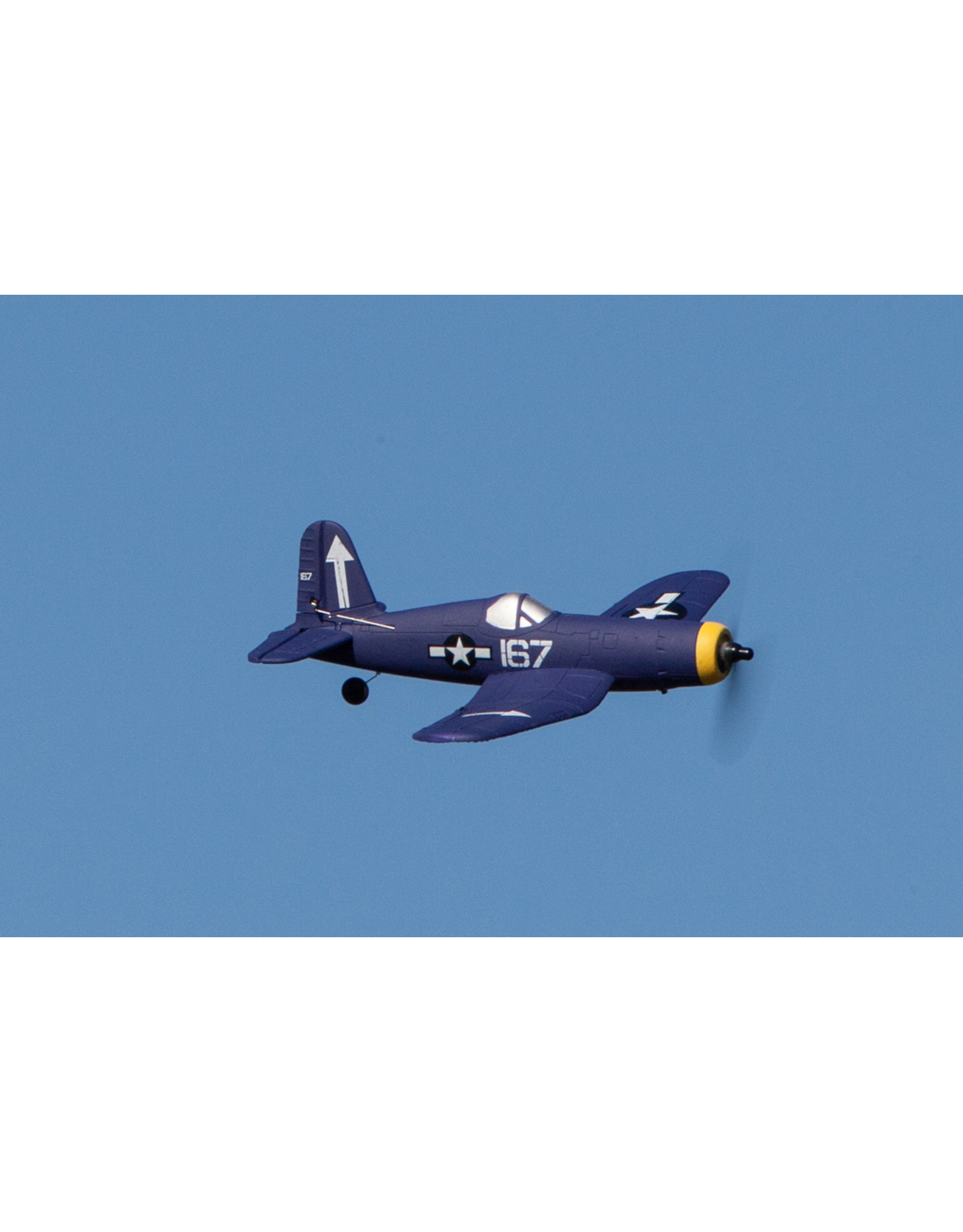 Rage RC RGRA1301 - F4U Corsair Micro RTF Airplane w/PASS