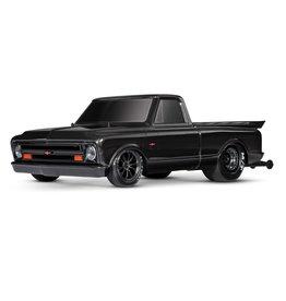 Traxxas 1/10 Drag Slash 2WD Brushless RTR Drag Truck - Black