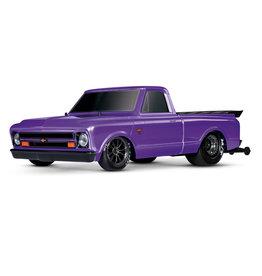 Traxxas 1/10 Drag Slash 2WD Brushless RTR Drag Truck - Purple