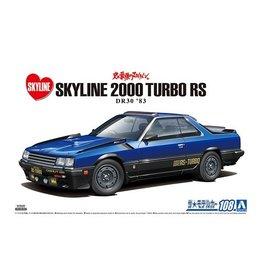 Aoshima 05711 - 1/24 1983 Nissan DR30 Skyline RS Aero Custom