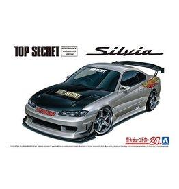 Aoshima 05874 - 1/24 TOPSECRET S15 Silvia '99 (Nissan)
