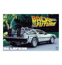 Aoshima 05916 - 1/24 Back to the Future Part I DeLorean