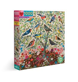 Eeboo Songbirds Tree - 1000 Piece Puzzle