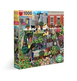 Eeboo Urban Gathering - 1000 Piece Puzzle
