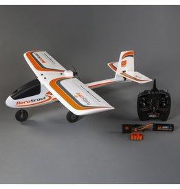 HobbyZone HBZ38000 - AeroScout S 2 1.1m RTF