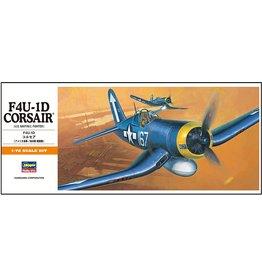 Hasegawa 140 - 1/72 F4U-1D Corsair