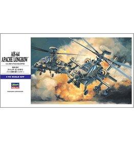 Hasegawa 536 - 1/72 AH-64 Apache Longbow