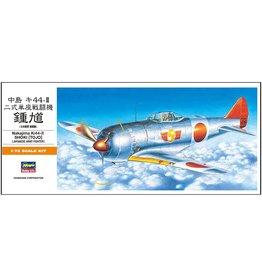 Hasegawa 132 - 1/72 Nakajima Ki44-II Shoki (Tojo)