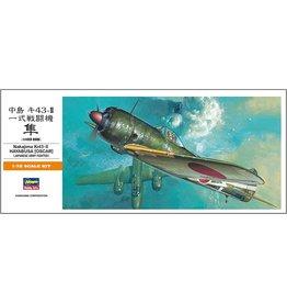 Hasegawa 131 - 1/72 Nakajimi Ki43-II Hayabusa (Oscar)