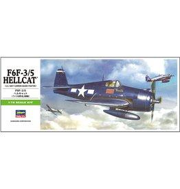 Hasegawa 241 - 1/72 F6F-3/5 Hellcat