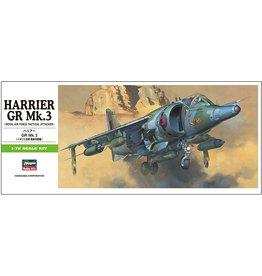 Hasegawa 236 - 1/72 Harrier GR Mk. 3