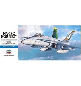 Hasegawa 438 - 1/72 F/A-18C Hornet