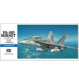Hasegawa 439 - 1/72 F/A-18D Hornet