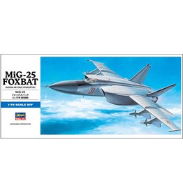 Hasegawa 434 - 1/72 MiG-25 Foxbat