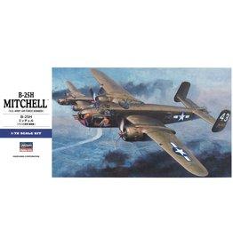 Hasegawa 1547 - 1/72 B-25H Mitchell