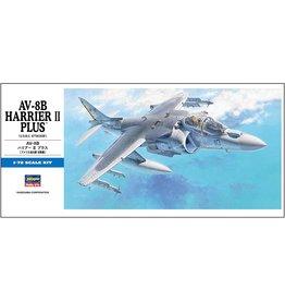 Hasegawa 454 - 1/72 AV-8B Harrier II Plus