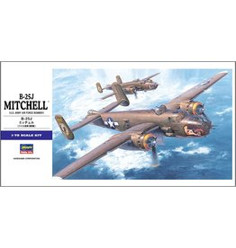 Hasegawa 546 - 1/72 B-25J Mitchell