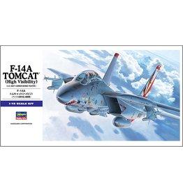 Hasegawa 533 - 1/72 F-14A Tomcat High Visibility