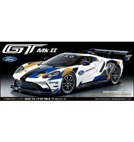 Tamiya 1/10 2020 Ford GT Mk II - TT-02 Chassis Kit