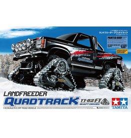 Tamiya 1/10 Landfreeder Quadtrack - TT-02FT Chassis Kit