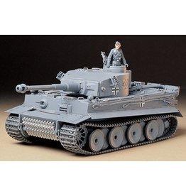 Tamiya 35216 - 1/35 German Tiger I Early Production Tank
