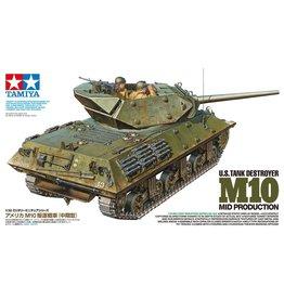 Tamiya 35350 - 1/35 US Tank Destroyer M10 Mid Production