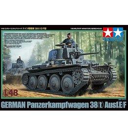 Tamiya 32583 - 1/48 German Panzer 38(t) Ausf. E/F
